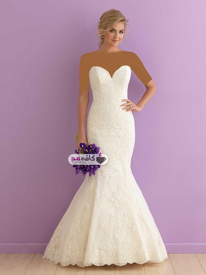 مدل لباس عروس Allure