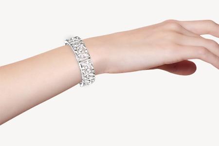 مدل دستبند زنانه Ziva 9