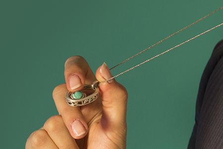مدل جواهرات برند ایرانی Zamos 10