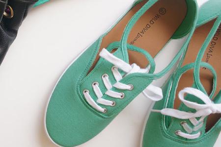 آموزش تغییر کیف و کفش ساده 2