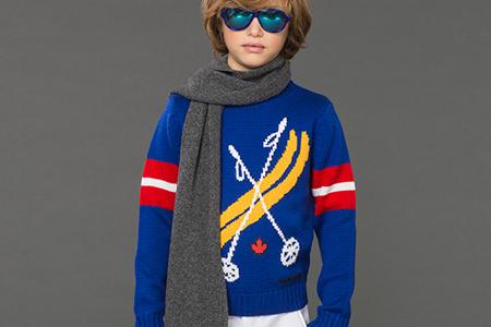 مدل لباس بچه گانه dsquared2 10