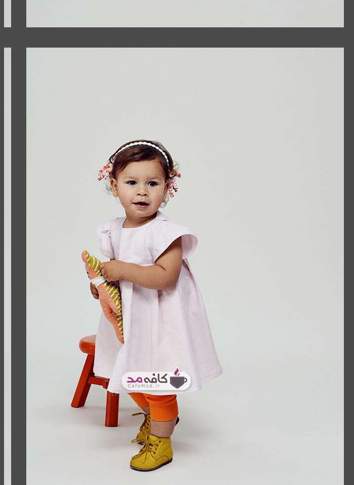مدل لباس بچه گانه Macarons