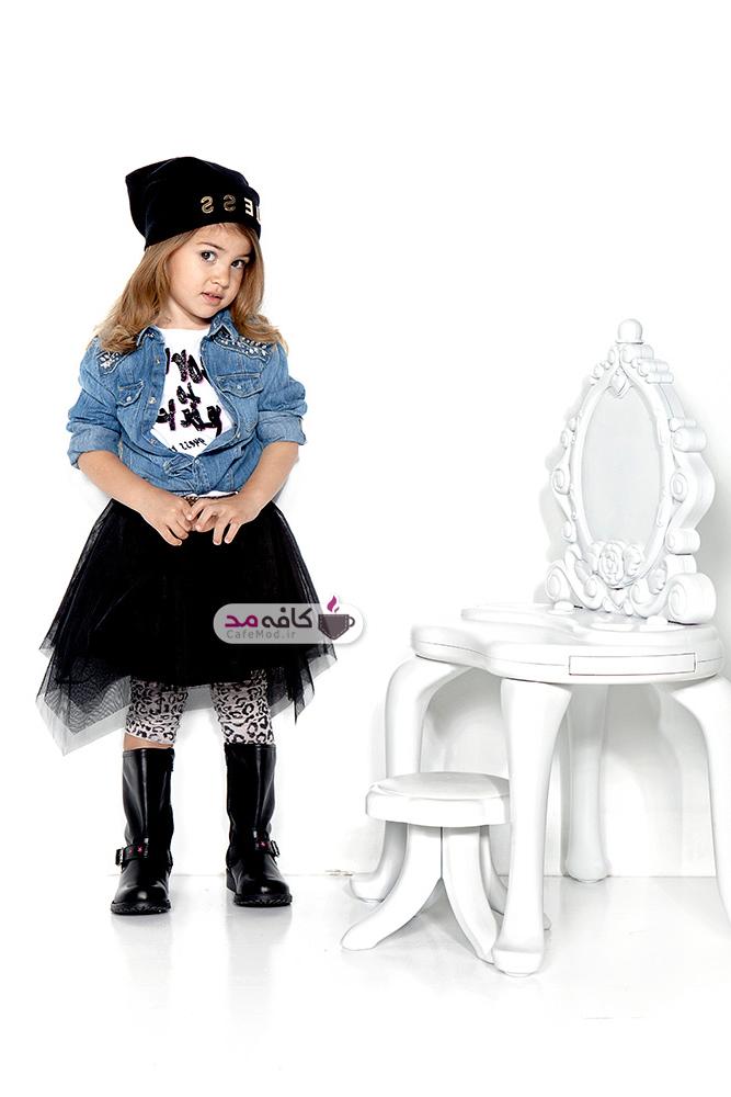مدل لباس بچه گانه Guess