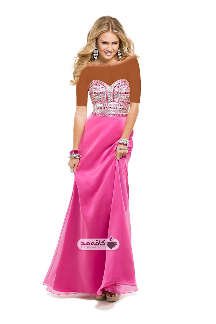 مدل لباس مجلسی Flirt