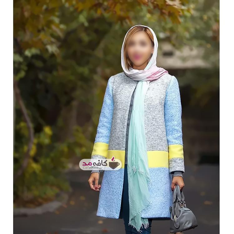 مدل مانتو پاییزه برند ایرانی