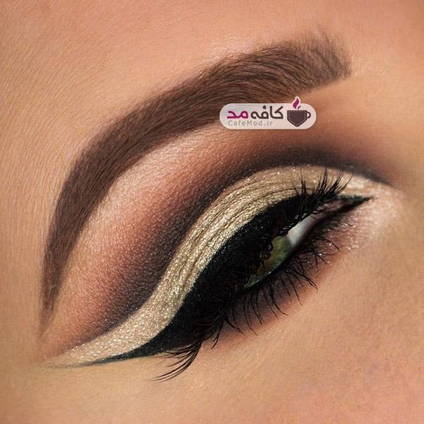 مدل آرایشی چشم 2016