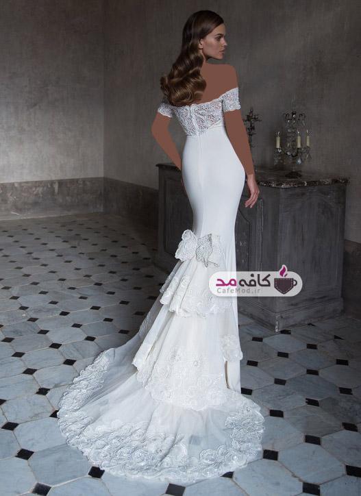 مدل لباس عروس Tarik Ediz