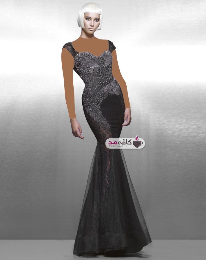 مدل لباس مجلسی 2016