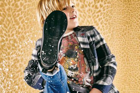 مدل لباس پسرانه زمستانه 2
