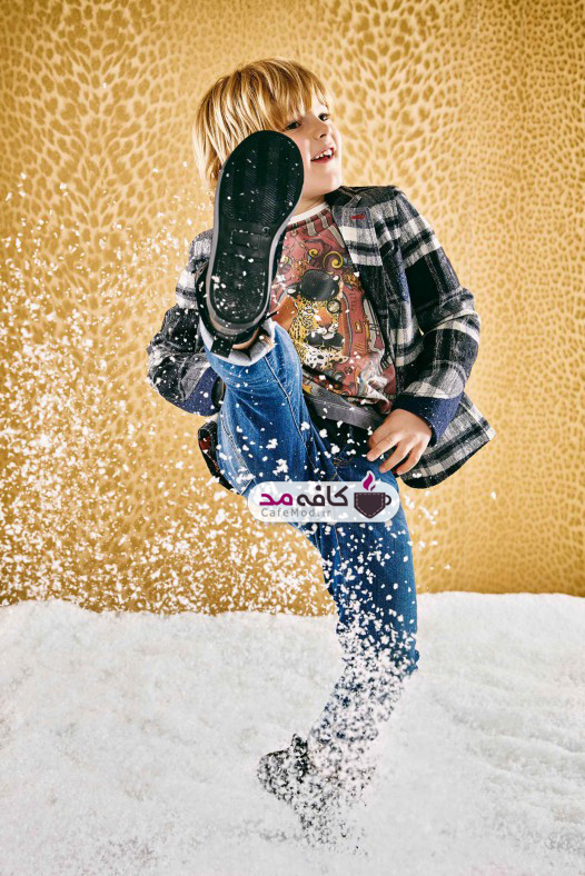 مدل لباس پسرانه زمستانه