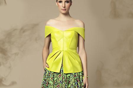 مدل لباس مجلسی زنانه 5