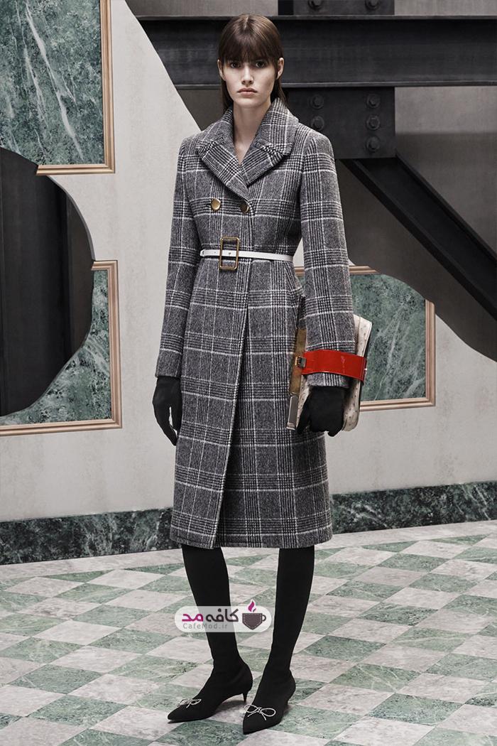مدل لباس زنانه زمستانه balenciaga
