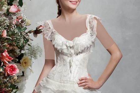 مدل لباس عروس Papilio 2