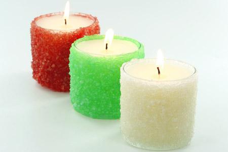 آموزش شمع سازی 2