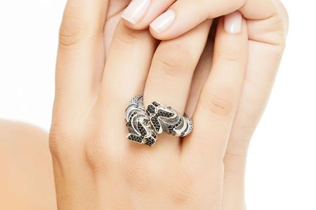 مدل انگشتر زنانه 1