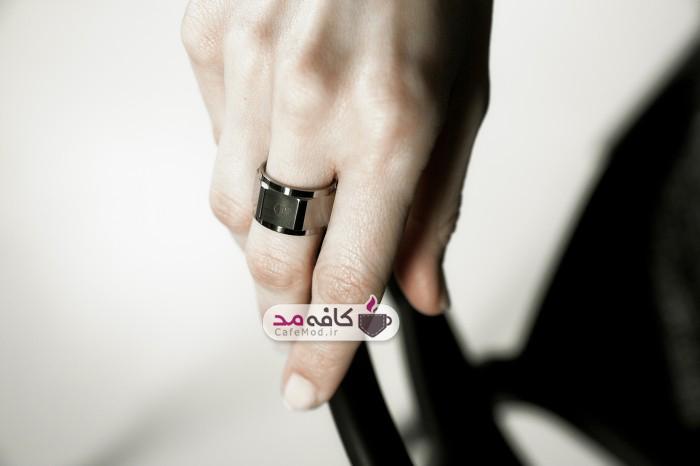 مدل انگشتر زنانه JES