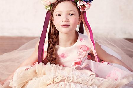 مدل لباس دخترانه Dior 10