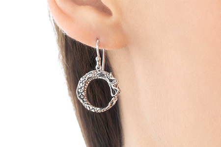 مدل گوشواره زنانه 10