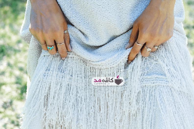مدل جواهرات Claire Kinder