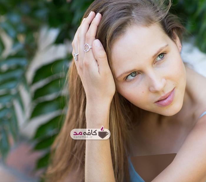 مدل جواهرات Hortense