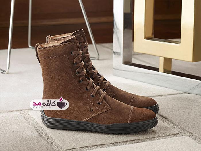 مدل کفش مردانه TODS