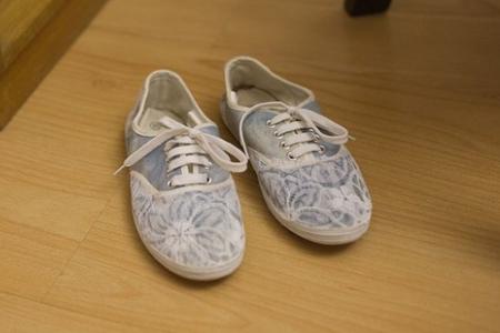 آموزش تغییر کفش با تور