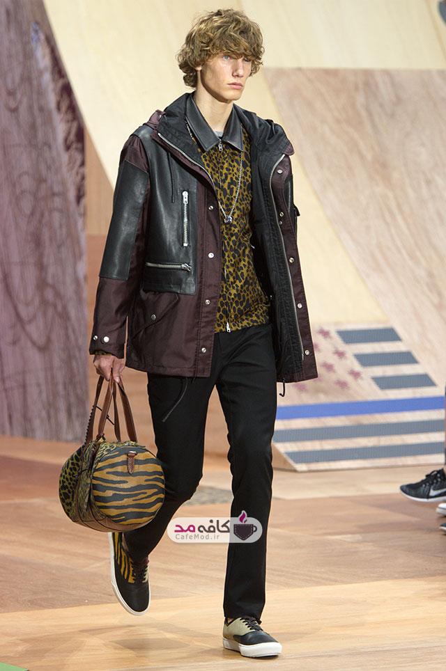 مدل لباس مردانه COACH