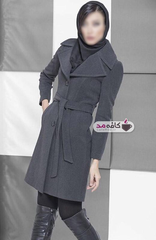 مدل پالتو زنانه ایرانی TanPoosh