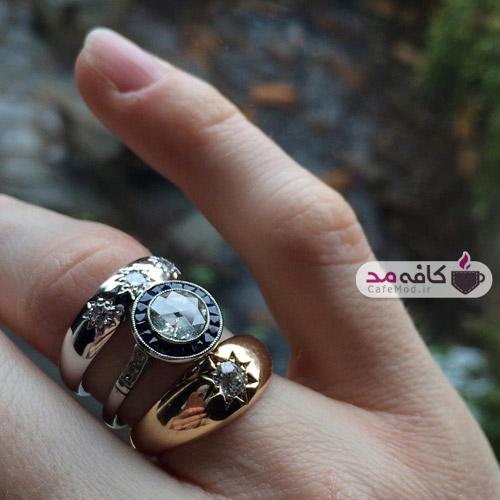مدل انگشتر های جدید