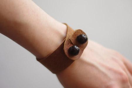 مدل دستبند چرمی 2