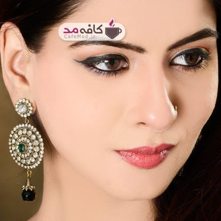 مدل گوشواره هندی