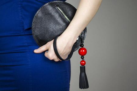 آموزش دوخت کیف چرمی  2