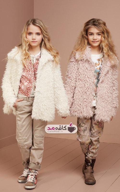 مدل لباس دخترانه زمستانه