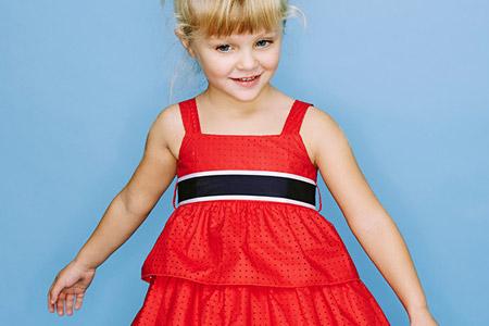 مدل لباس دخترانه Monnalisa 11