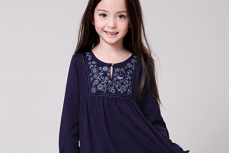 مدل لباس دخترانه Liancaiyitz 13
