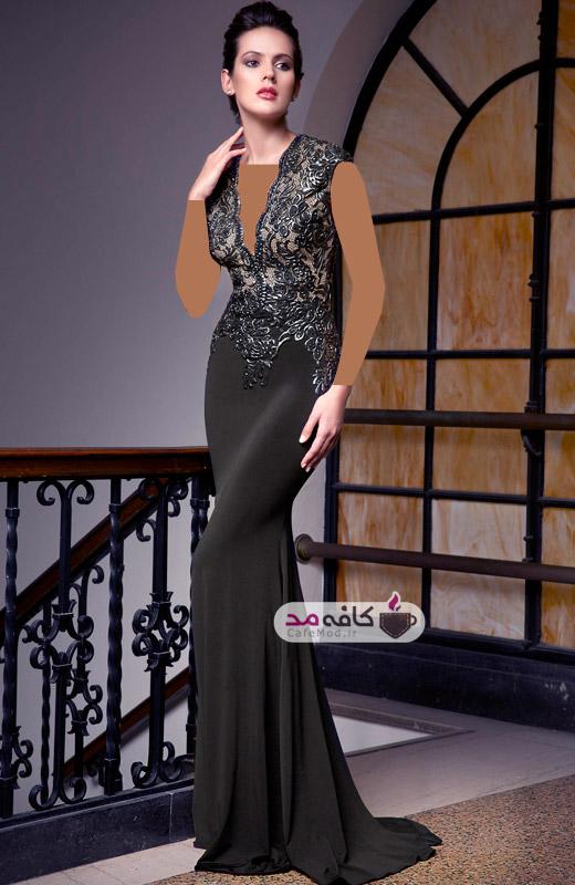 مدل لباس مجلسی Baccio