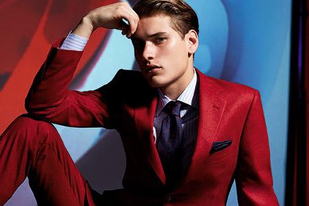 مدل لباس مردانه Belvest 10