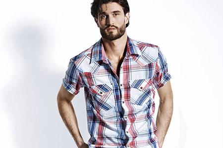 مدل لباس مردانه Wrangler 11