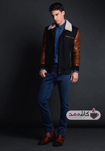 مدل لباس مردانه پاییزه زمستانه