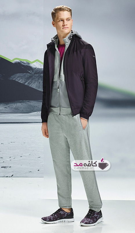 مدل لباس مردانه HugoBoss