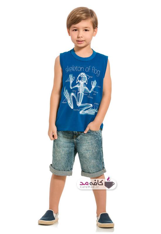 مدل لباس پسرانه اسپرت