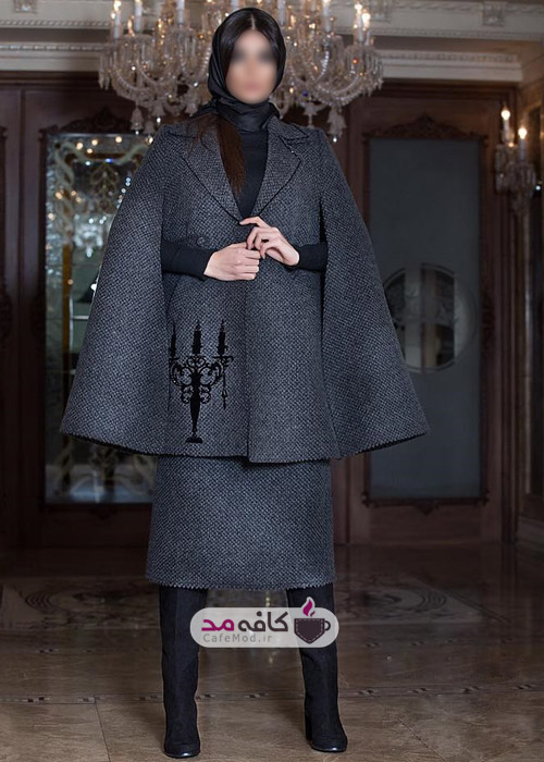 مدل پالتو زنانه ایرانی