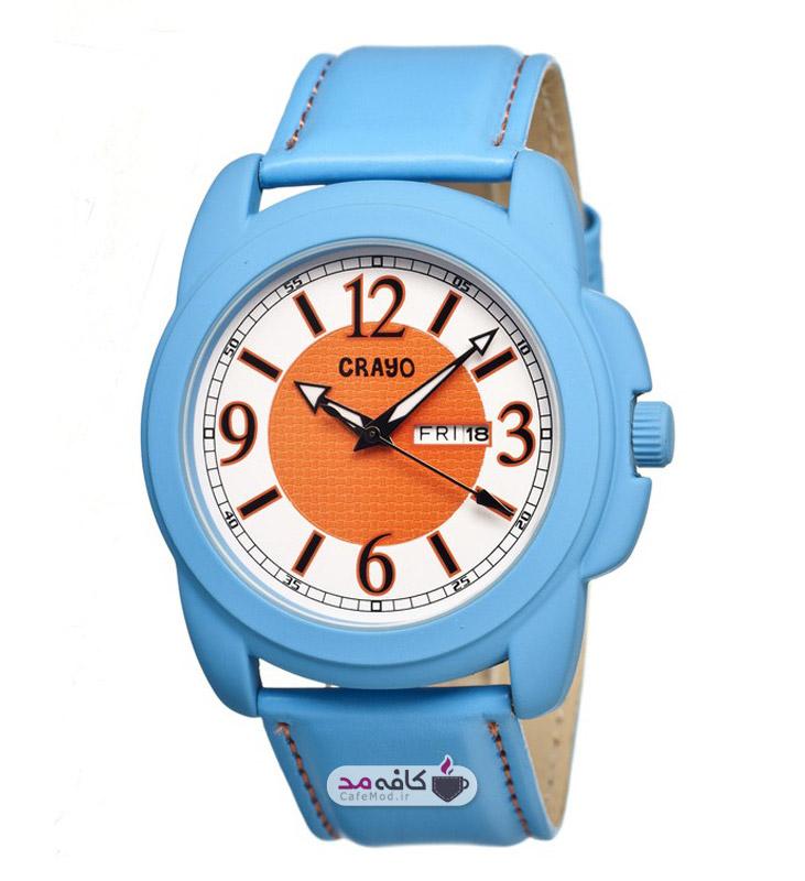 مدل ساعت مچی Crayo