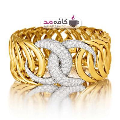 مدل طلا و زیورآلات Verdura