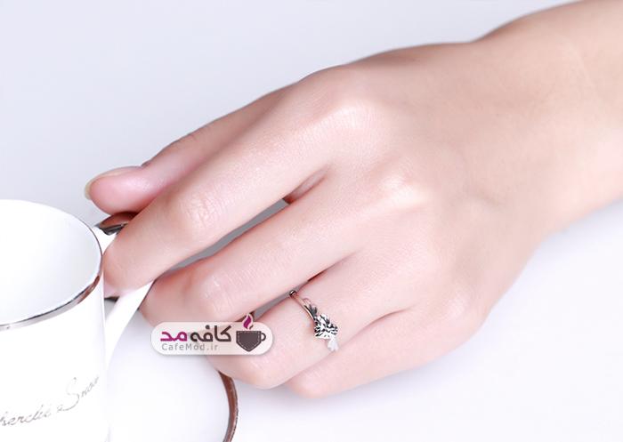 مدل انگشتر نامزدی KELA