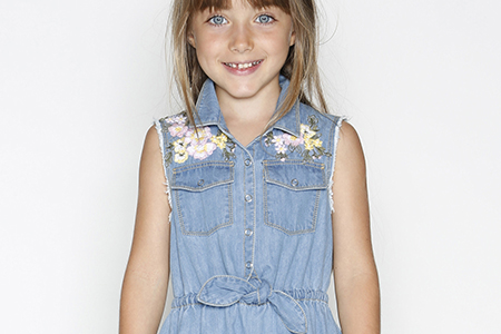 مدل لباس دخترانه 8