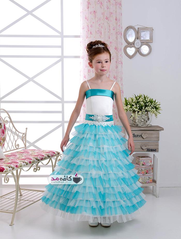 مدل لباس عروس دخترانه Jeorjett