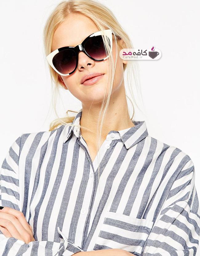 مدل عینک زنانه ASOS