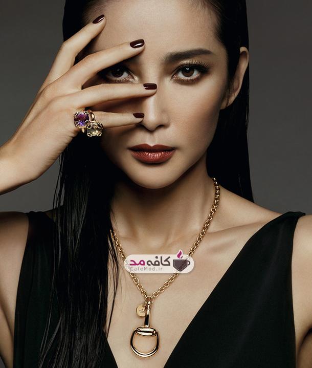 مدل جواهرات Gucci