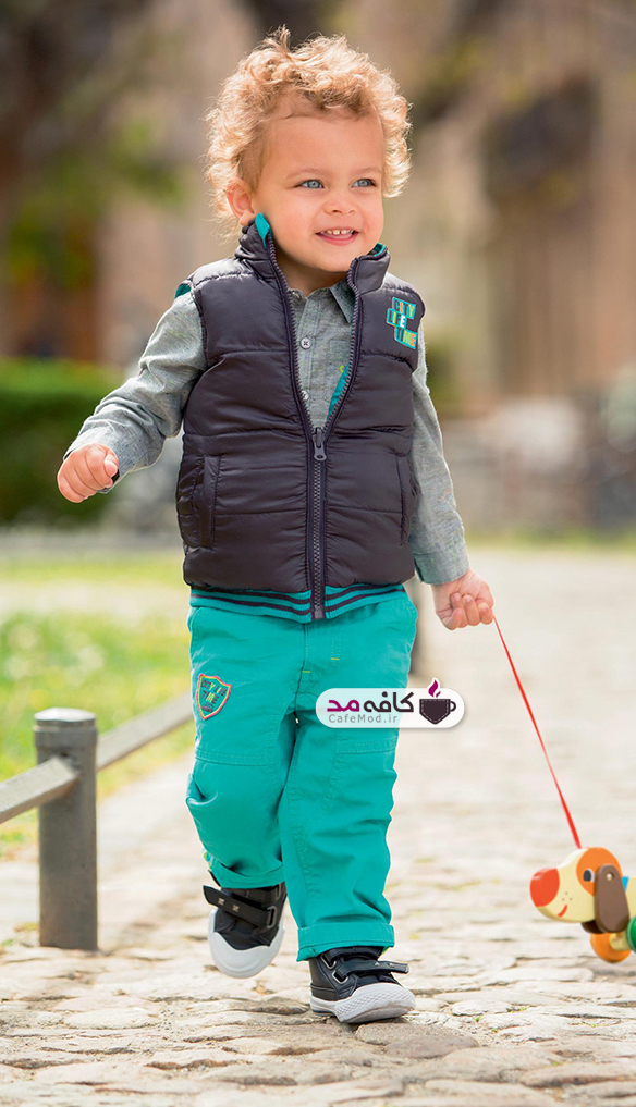 مدل لباس کودکOrchestra